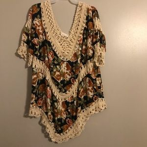 Dreamers Floral Top